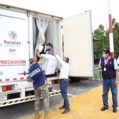 Yucatán rompe la barrera de los 49 mil contagios de Covid-19