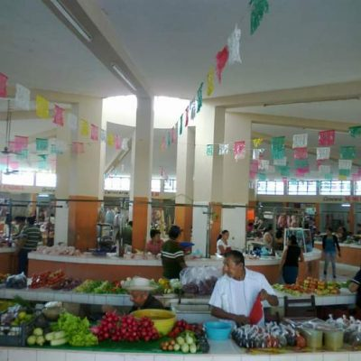 Piden al ayuntamiento de Tizimín que sanitice el mercado tras la muerte de un locatario por Covid-19