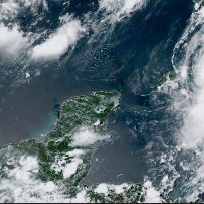 La tormenta tropical Elsa enviará algunas lluvias a la Península de Yucatán