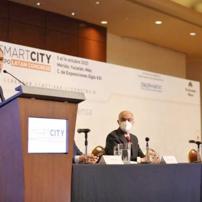 Yucatán será la capital de la región América Latina al ser sede del Smart City Expo LATAM Congress 2021