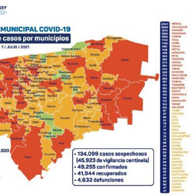 Once municipios de Yucatán están en condiciones de volver a clases presenciales