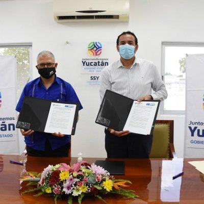 Yucatán suma esfuerzos con la Organización Panamericana de la Salud