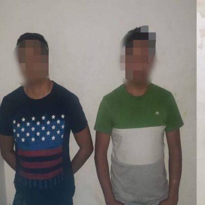 Desarticulan en Yucatán banda dedicada al robo de tractocamiones