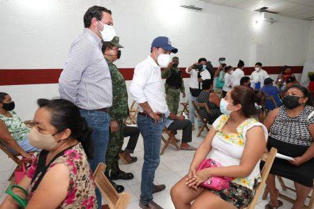 A partir de mañana, segundas dosis para personas de 50 a 59 años en Mérida