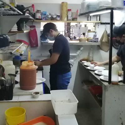Restauranteros y gobierno de Yucatán llegan a nuevos acuerdos