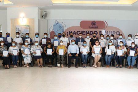 Próximas autoridades municipales del PAN Yucatán se comprometen a hacer equipo con las mujeres