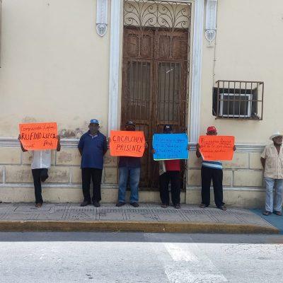 Ejidatarios denuncian despojo y venta ilegal de sus tierras