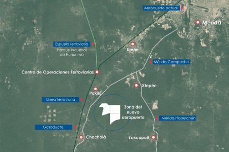 El nuevo aeropuerto requerirá una inversión de 10 mil millones de pesos