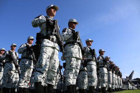 Muere director antidrogas de la Guardia Nacional