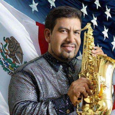 Conoce a Cid Oropiña, el Saxofonista Internacional de las Estrellas