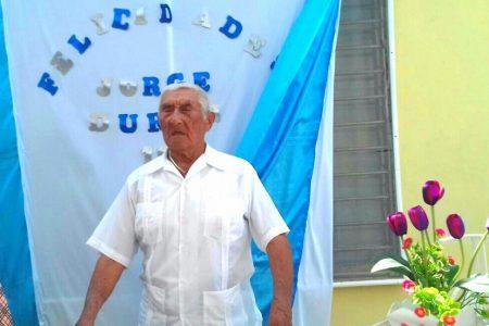 Fallece a los 112 años don Chepe, el hombre más longevo de Yucatán y de todo México