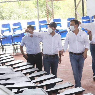 En Yucatán el regreso a clases presenciales es opcional: Mauricio Vila