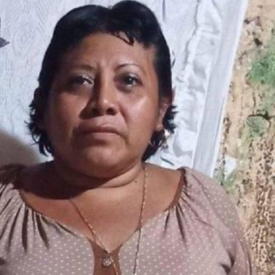 Extraviada: María del Carmen Canul Pech