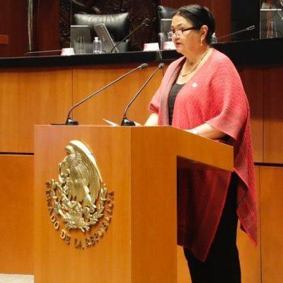 Dulce María Sauri presentará su libro 'Elvia Carrillo Puerto: Violencia Política y Resiliencia'