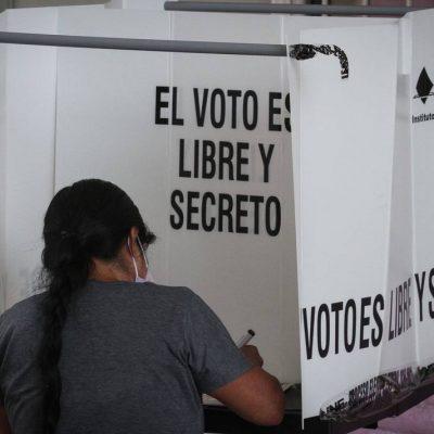 Tribunal ratifica resultados electorales en Progreso