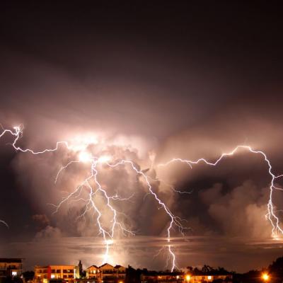 ¿Cada vez más severas las tormentas en la Península de Yucatán?