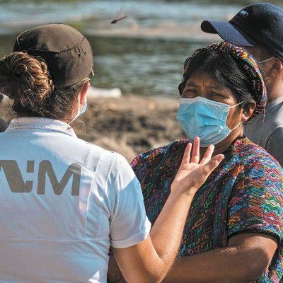 Más de 600 indocumentados detenidos en la Península de Yucatán, en 2021