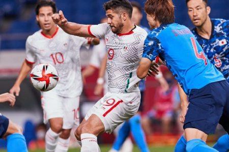 Duro golpe de realidad: México cae con Japón en el futbol olímpico