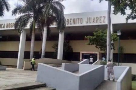 Piden apoyo para joven quemado en una estética del centro de Mérida