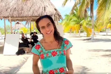 Kate del Castillo, enamorada de Yucatán: es divino y su comida es la más deliciosa