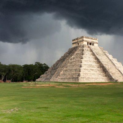 Vaguada maya generó inundaciones en el sur de Yucatán