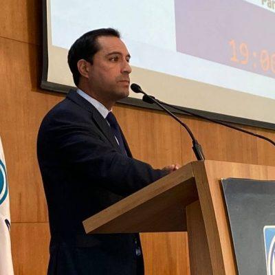 Destapan a Mauricio Vila como candidato presidencial en 2024