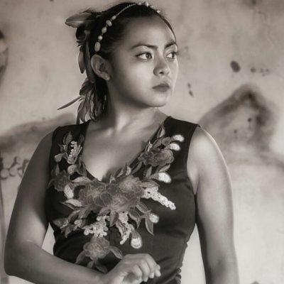Ni culpa ni karma: Míriam Chi Chim, la actriz yucateca que comparte escena con Aislinn Derbez