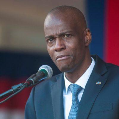 Matan a tiros al presidente de Haití