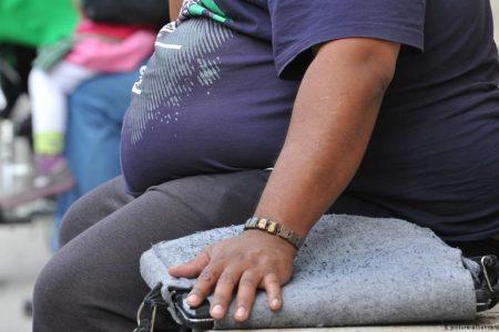 Obesidad, tercer factor de muerte por Covid-19 en Yucatán
