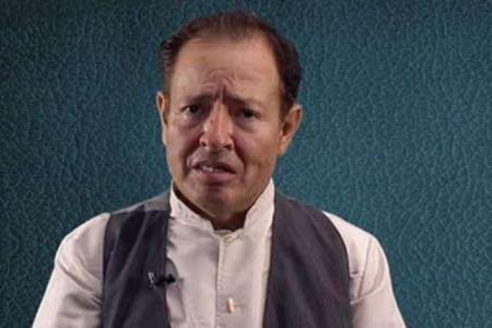 El comediante Sammy Pérez está hospitalizado grave por Covid-19