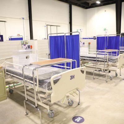 Yucatán registra cerca de cuatro mil casos de Covid-19 en solo dos semanas