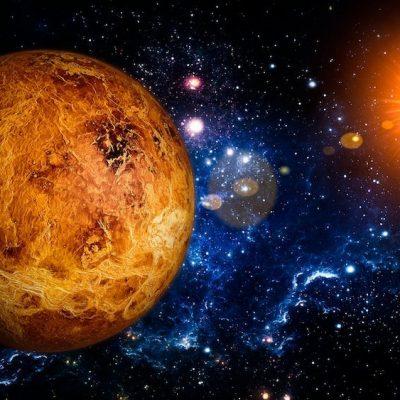 Alza la mirada al cosmos y contempla la conjunción Venus-Marte, hoy y mañana