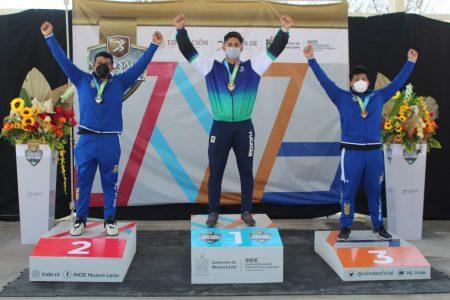 Más de 70 medallas para los atletas yucatecos en Nuevo León