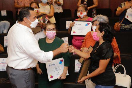 Con participación de la gente, el Ayuntamiento impulsa más y mejores obras en Mérida