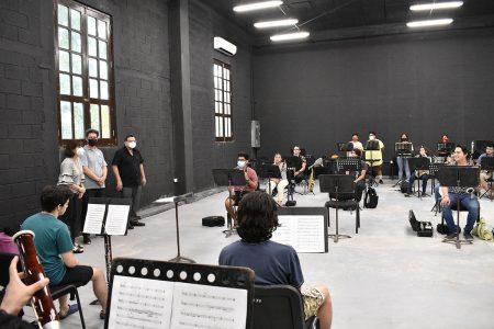 """Banda Sinfónica de Yucatán """"Luis Luna Guarneros"""" regresa a los escenarios"""