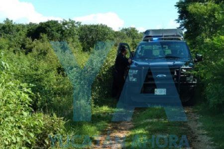 Encuentran muerto a un adulto mayor en un camino terracero de Dzununcán