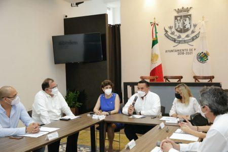 Histórica entrega-recepción del Ayuntamiento de Mérida