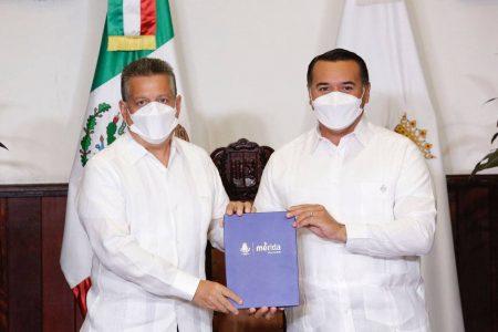 Mérida es más fuerte que sus problemas, afirma el alcalde Renán Barrera