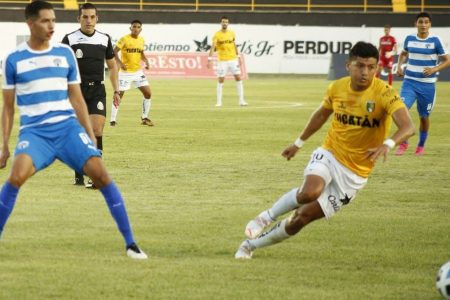 Los Venados rescatan el empate con participación de siete yucatecos