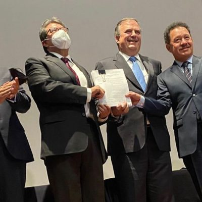 Gobierno de México presenta demanda civil contra Estados Unidos por tráfico de armas