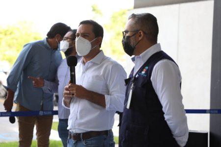 Yucatán establece nuevo récord de vacunas aplicadas contra el Coronavirus en un día