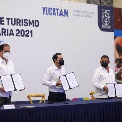 Con mayoría ciudadana, se instala el nuevo Consejo Consultivo Estatal de Turismo