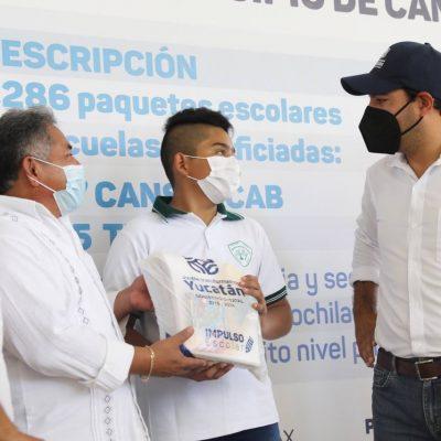 Habitantes del interior del estado continúan recibiendo el respaldo del Gobernador Mauricio Vila