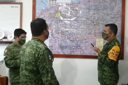 El Ejército ya tiene listo Plan DN-III-E para atender emergencia por el huracán Grace
