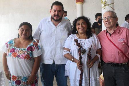 Neyda Pat Dzul, nueva gobernadora indígena de Yucatán