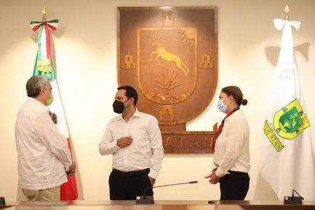 Gobierno de Yucatán establece convenio con el Instituto para Devolver al Pueblo lo Robado