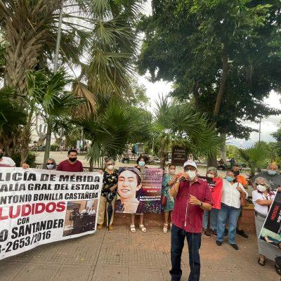 Morena Yucatán pide justicia para José Eduardo Ravelo