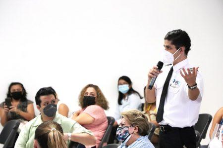 Ofrecen diálogo abierto con escuelas particulares de Yucatán para el regreso a clases seguro