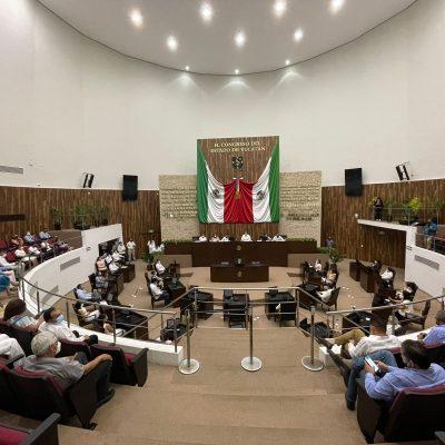 Instalan formalmente la LXIII Legislatura de Yucatán: inicia con presidencia del PAN