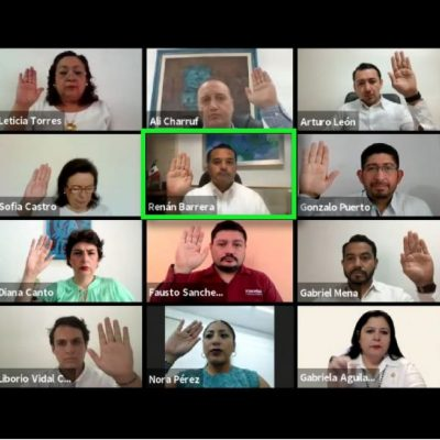 Última sesión solemne de Cabildo en Mérida: por el cierre de la administración 2018-2021
